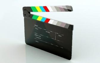 Film Clapperboard