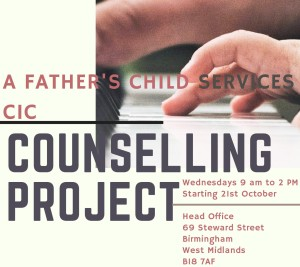 Counselling Project poster