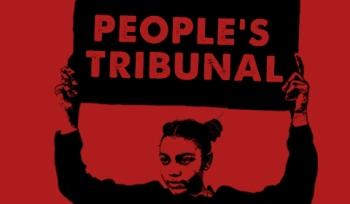 People's Tribunal banner